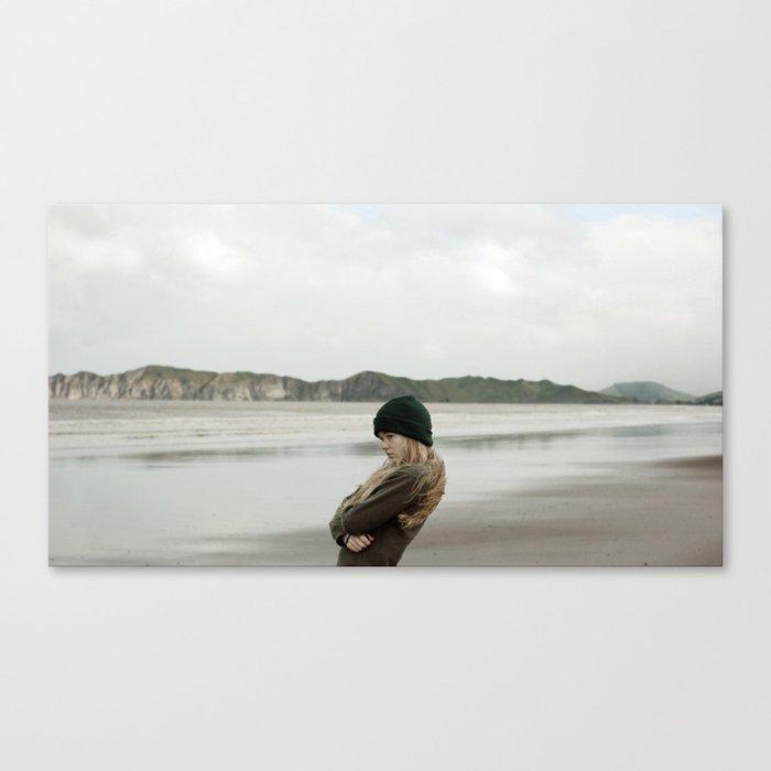 yung le4n Canvas Print