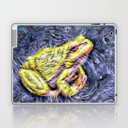 The InFocus Happy Frog Collection X Laptop & iPad Skin