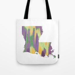 Louisiana Pardi Tote Bag