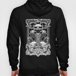 THE POLITICS OF GREED Hoody