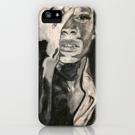 Embracing Your Body iPhone Case