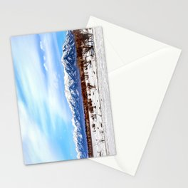 Sayan Mountains Stationery Cards