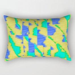 pattern funk colortheme 3 Rectangular Pillow