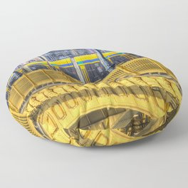 Margaret Bridge Budapest Floor Pillow
