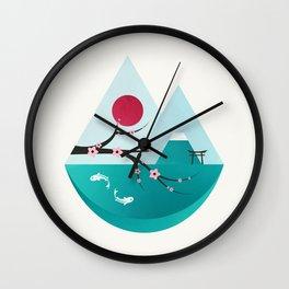 Japan Wall Clock