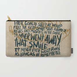 RIP Ray Bradbury Carry-All Pouch