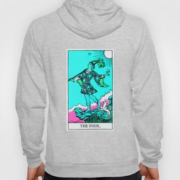 0. The Fool- Neon Dreams Tarot Hoody