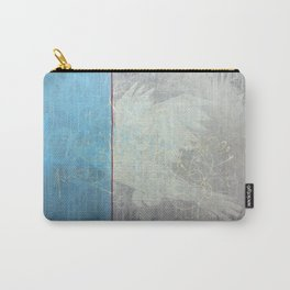 Robbie Seay Paintings - Live For The King Carry-All Pouch