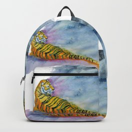 Frame Thy Symmetry (tiger) Backpack