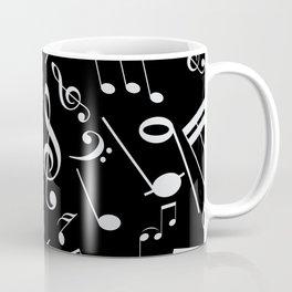 Musical Notes 20 Coffee Mug