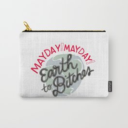 Mayday! Carry-All Pouch