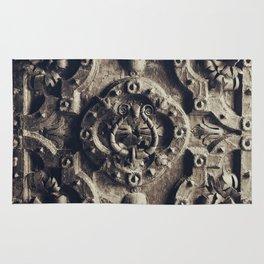 The iron door Rug