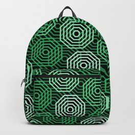 Op Art 167 Backpack