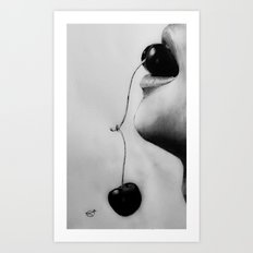 Indulge Art Print