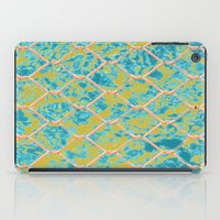 pool iPad Cases featuring Pool by JDRicker