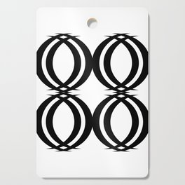 Oval Links Cutting Board