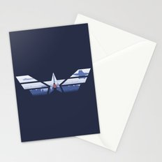 The Captain (Stars and Stripes) Stationery Cards