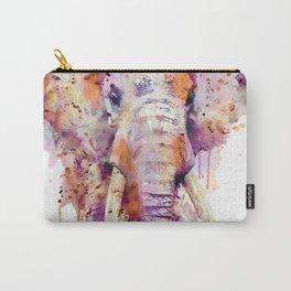 Elephant Head Carry-All Pouch