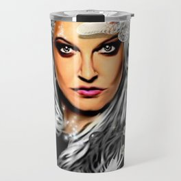 The Elementals - Uko, the Storm Sentry Travel Mug