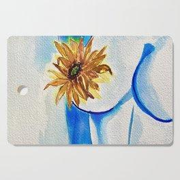Floral Femme Cutting Board