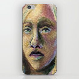 A Colorless Youth iPhone Skin