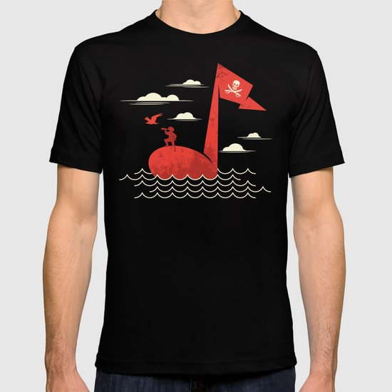 the pirate's song T-shirt