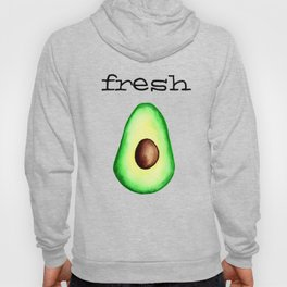 Fresh Avocado fr e sh a voca do Hoody