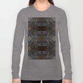Ammonite Fossil Long Sleeve T-shirt
