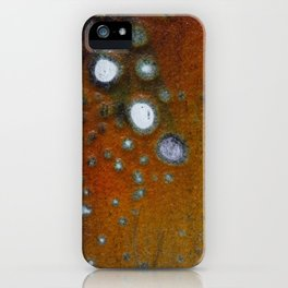 Beauty By the Square Inch  - Dots iPhone Case