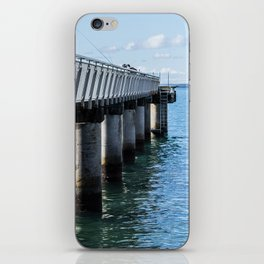 Fishing Pier iPhone Skin