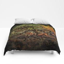 Extinction Chaos Comforters