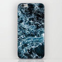 Wrath of the Dark Tempest Ocean iPhone Skin