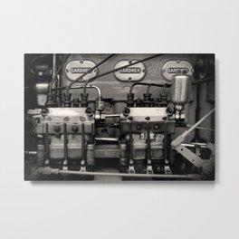 Delicious Engineering Metal Print