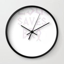 God churches Christian faith Christians religion Wall Clock