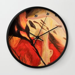 VAUDEVILLE3 Wall Clock