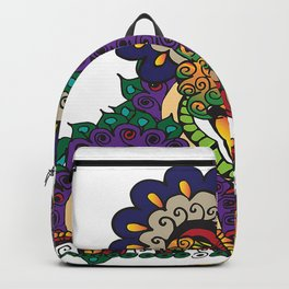 Hello 70s! Corally Backpack
