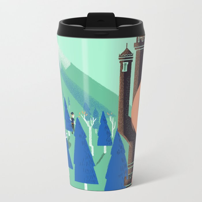 Rapunzel Travel Mug