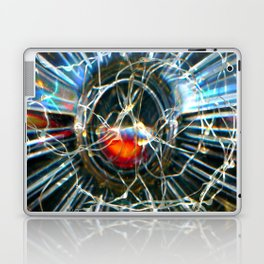 Corinne's Magic, Glass and Light Scanography Laptop & iPad Skin
