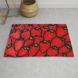 Strawberry jamboree Rug