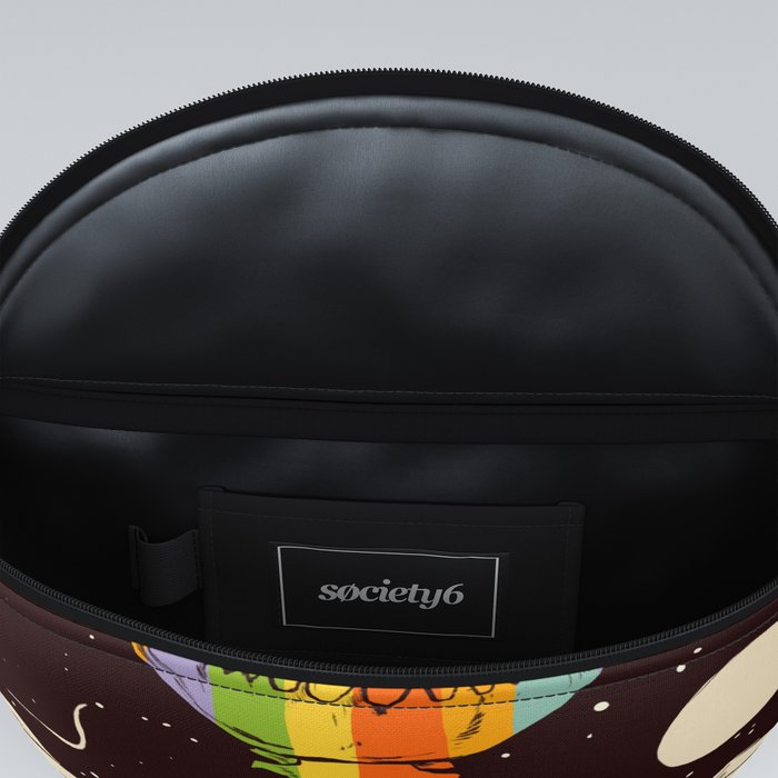 Dark Side of Existence Fanny Pack
