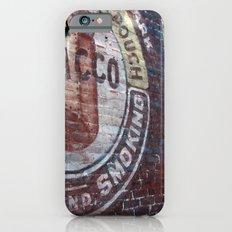 West Virginia Tobacco iPhone 6s Slim Case