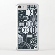 Math Class Clear iPhone Case