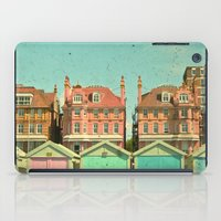cassia beck iPad Cases featuring Promenade by Cassia Beck