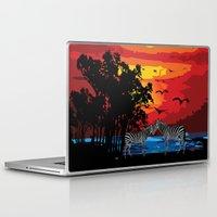 safari Laptop & iPad Skins featuring Safari  by Cindys