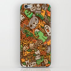 Wasted Days iPhone & iPod Skin