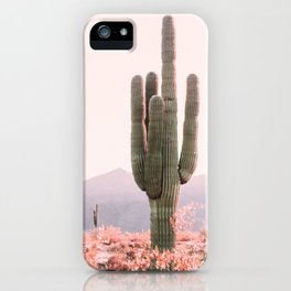 Vintage Cactus iPhone Case