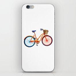 Old bicycle iPhone Skin