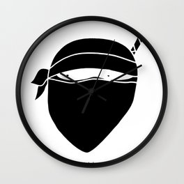 NINJA YO Wall Clock
