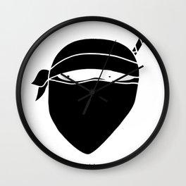 NINJA YO Wall Clock