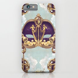 Floral Extravagance iPhone Case